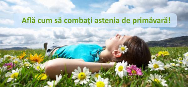 Cum să combați astenia de primăvară! Cinci remedii ce te ajută să scapi de senzația de slăbiciune